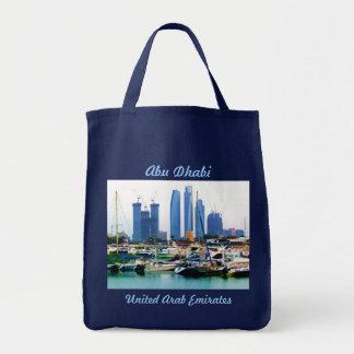 Puerto deportivo guardado bolsa tela para la compra