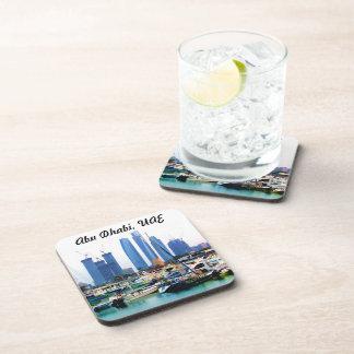 Puerto deportivo guardado posavasos de bebidas