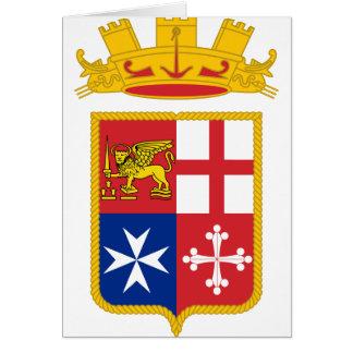 Puerto deportivo Militare Italiana, Italia Felicitaciones