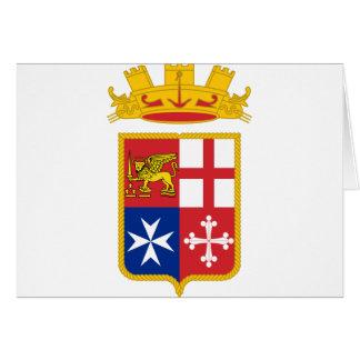 Puerto deportivo Militare Italiana, Italia Felicitacion