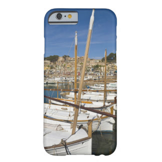 Puerto deportivo, Port de Soller, costa oeste, Funda Para iPhone 6 Barely There