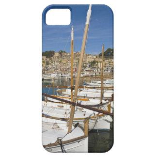 Puerto deportivo, Port de Soller, costa oeste, iPhone 5 Fundas