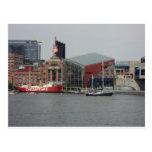 Puerto en Baltimore Postales