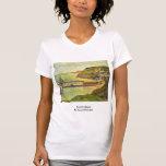 Puerto-En-Bessin de Seurat Jorte Camiseta