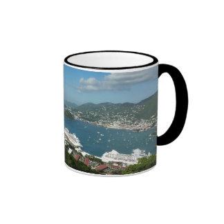 Puerto en la taza de St Thomas