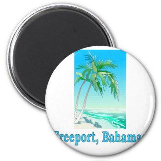 Puerto franco, Bahamas Iman Para Frigorífico