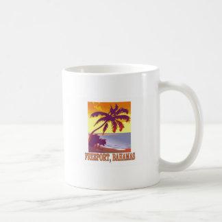 Puerto franco, Bahamas Taza De Café
