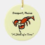 Puerto franco, langosta de Maine