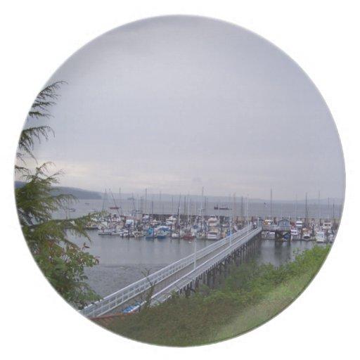 Puerto Hadlock Platos