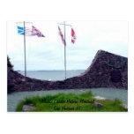 Puerto histórico NL de la nave del monumento de la Postal