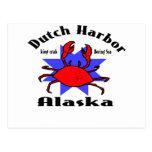 Puerto holandés Alaska Postal
