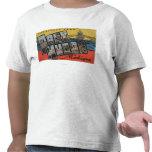 Puerto Huron, Michigan - escenas grandes de la Camiseta
