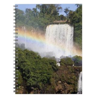 Puerto Iguazu, Argentina. The breathtaking Spiral Note Books