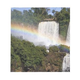 Puerto Iguazu, la Argentina. El impresionante Blocs