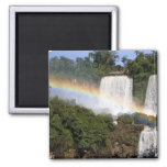 Puerto Iguazu, la Argentina. El impresionante Imán Cuadrado