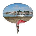 Puerto Inglaterra del atontamiento Bosham Figuras Para Tartas