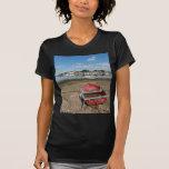 Puerto Inglaterra del atontamiento Bosham Camisetas