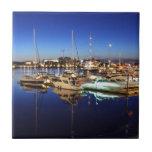 Puerto interno céntrico de Victoria Azulejo