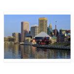 Puerto interno de Baltimore Postal