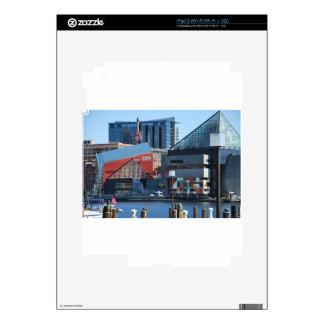Puerto interno de Baltimore Skins Para iPad 2