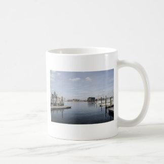 Puerto interno de Baltimore Tazas De Café