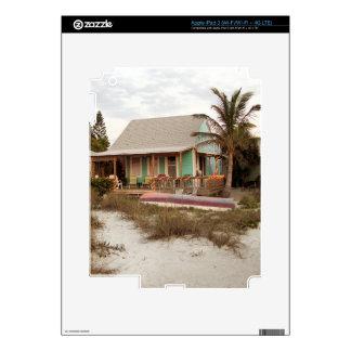 Puerto la Florida de Scruggs de la cabaña de la pl iPad 3 Pegatina Skin