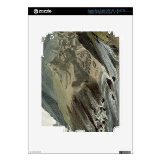 Puerto Looe, Cornualles, 'de un viaje alrededor de Pegatina Skin Para iPad 3