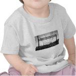 Puerto magnífico Huron MI del vintage de las yarda Camisetas
