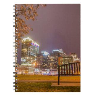 Puerto Massachusetts de Boston Libro De Apuntes