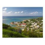 Puerto Mathurin, isla de Rodrigues, Mauricio Postal