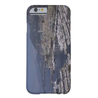 Puerto, Monte Carlo, riviera francesa, d 3 de Cote Funda De iPhone 6 Barely There
