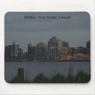 Puerto Mousepad de Halifax Tapetes De Ratón