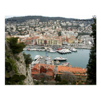 Puerto, Niza, Ola Berglund de la foto Postal