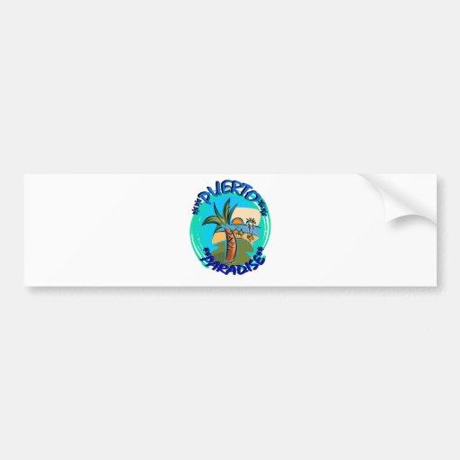 Puerto Paradise Bumper Stickers