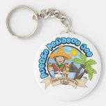 Puerto Penasco Joe Basic Round Button Keychain