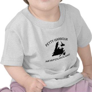 Puerto pequeño camiseta
