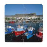 Puerto pesquero, Puerto de Mogan, Gran Canaria,