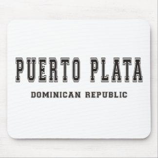 Puerto Plata Dominican Republic Mouse Pad