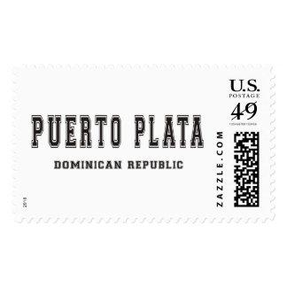 Puerto Plata Dominican Republic Postage