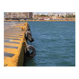 Puerto postal de Pireo, Atenas Grecia
