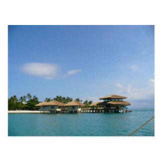 Puerto Princesa Postcard