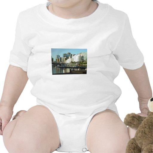 Puerto querido en Sydney en Nuevo Gales del Sur Trajes De Bebé