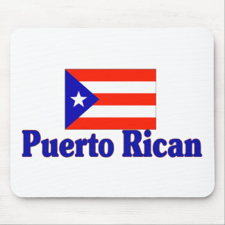 Puerto Rican 3 Mouse Pad