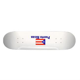 Puerto Rican 3 Skate Boards