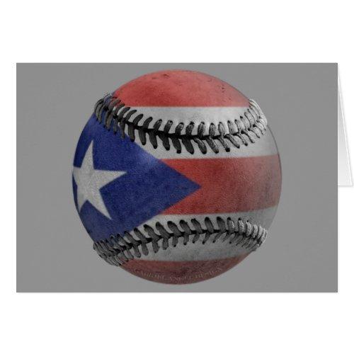 Puerto Rican Baseball