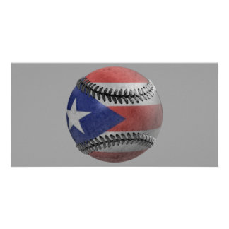 Puerto Rican Baseball Card