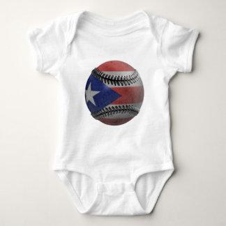 Puerto Rican Baseball Tee Shirt