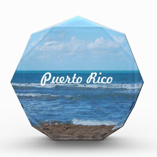 Puerto Rican Beach Award