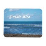 Puerto Rican Beach Magnets