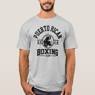 Puerto Rican Boxing Club T-Shirt